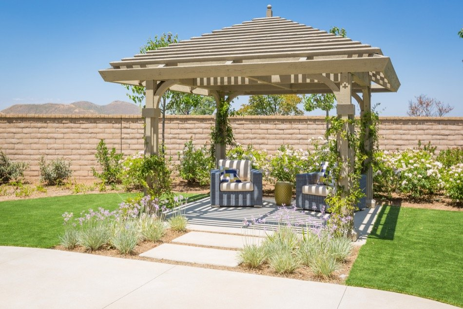Information for Constructing an Outdoor Living Area