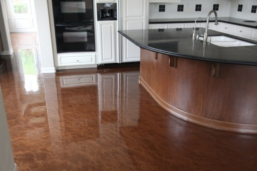 Cool 4 Great Water Resistant Flooring Options For Kitchens Interior Design Ideas Tzicisoteloinfo