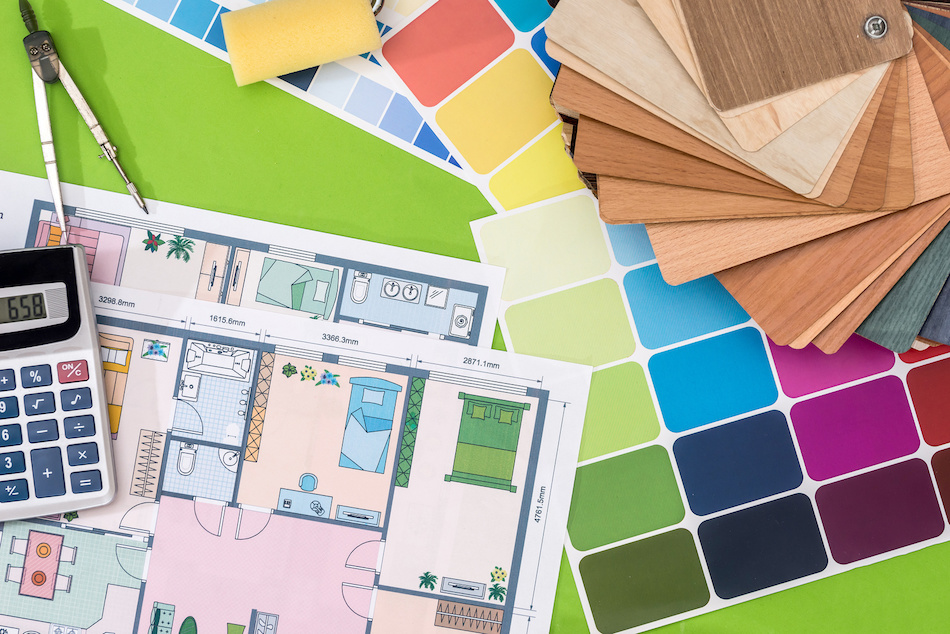 What to Know About Paint Types When Repainting Your Home